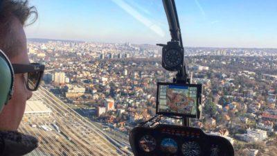 Helicopter ride over Belgrade %%sep%% Party in Belgrade Activtities