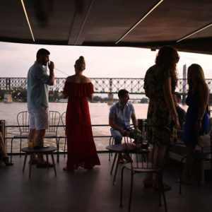 Boat Tour Belgrade with your friends