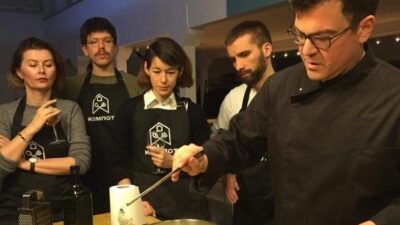 Cooking Serbian Traditional food