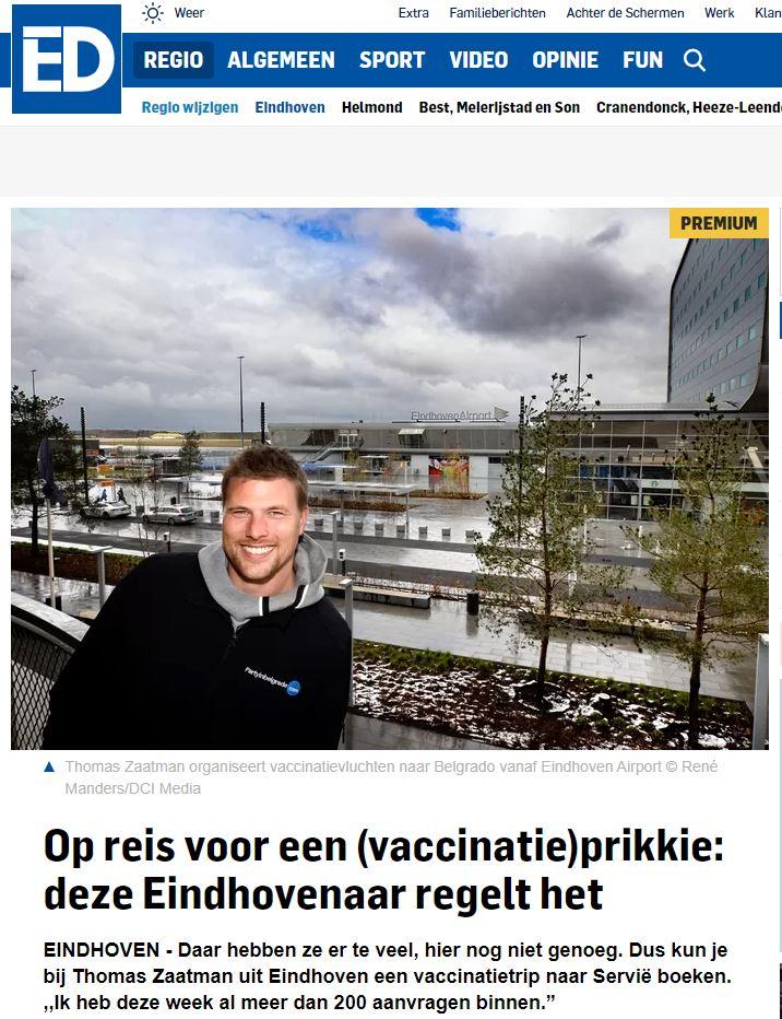 party in belgrade in ed.nl