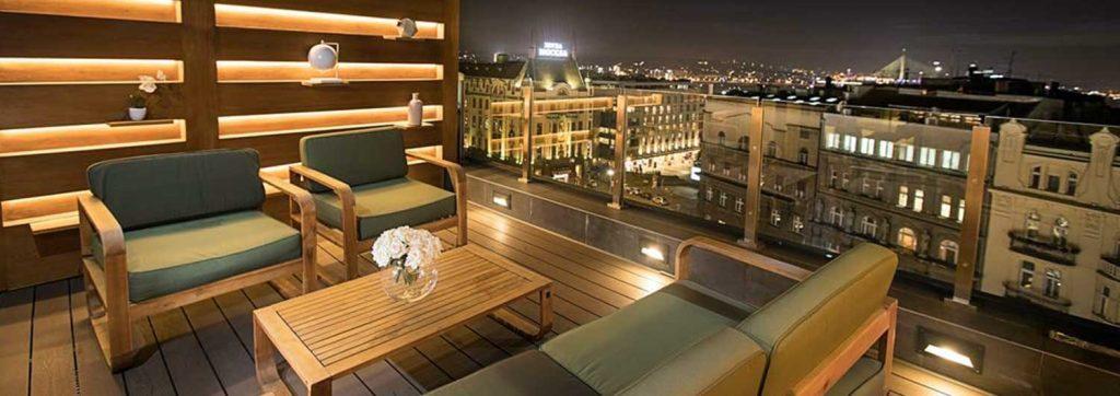 Party In Belgrade - Accomodation - Eden Luxury Suites