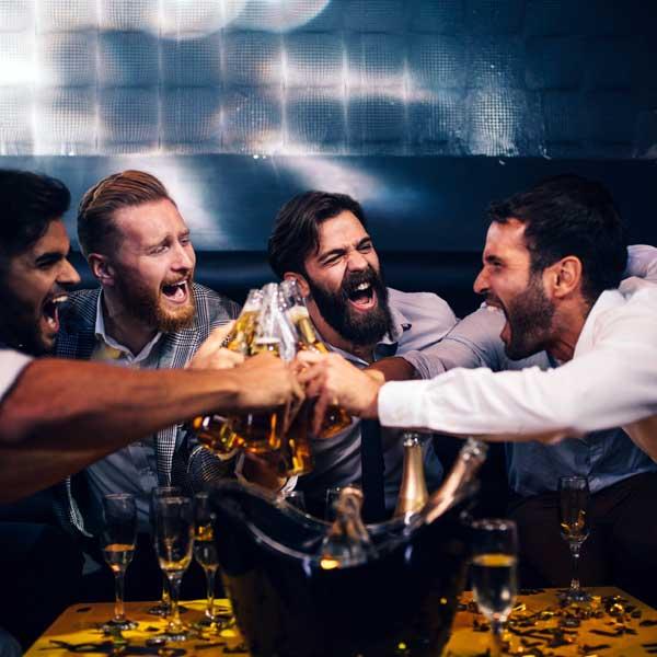 Party In Belgrade - Activities - Bachelor