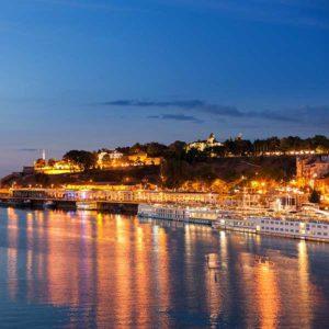 Party In Belgrade - Activities - Danube Boat Trip