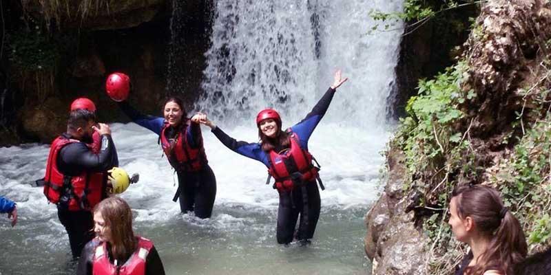 Party In Belgrade - Adventure - Rafting on river Tara 4