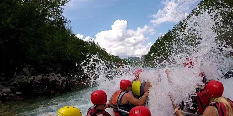 Party In Belgrade - Adventure - Rafting on river Tara 5