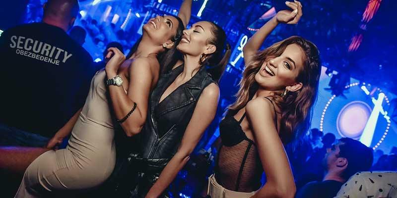 Party In Belgrade - Bachelor - Beton Hala 2