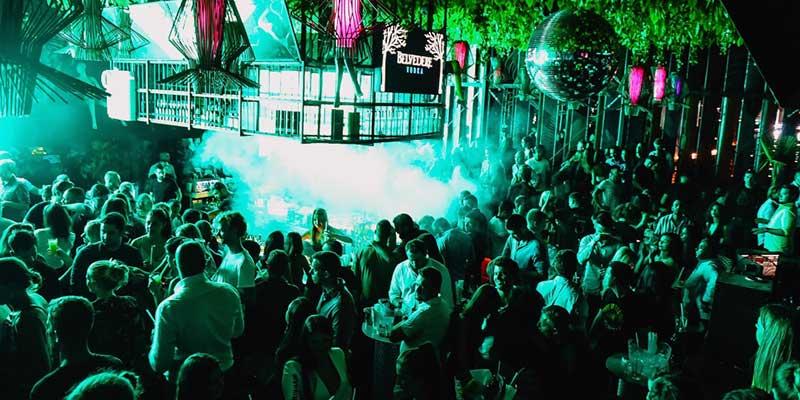 Party In Belgrade - Bachelor - Beton Hala