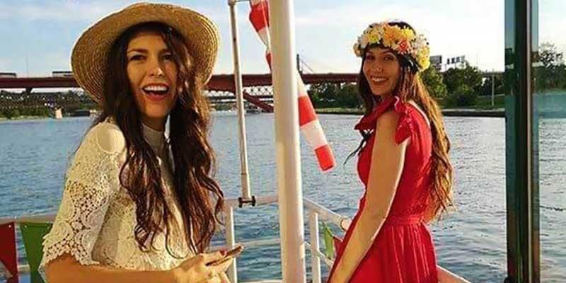 Party In Belgrade - Bachelorette - Boat tour