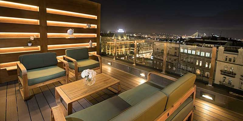 Party In Belgrade - Luxury - Accommodation 1