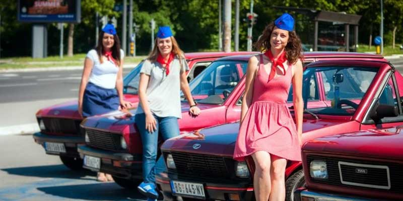 Party In Belgrade - Luxury - YUGO